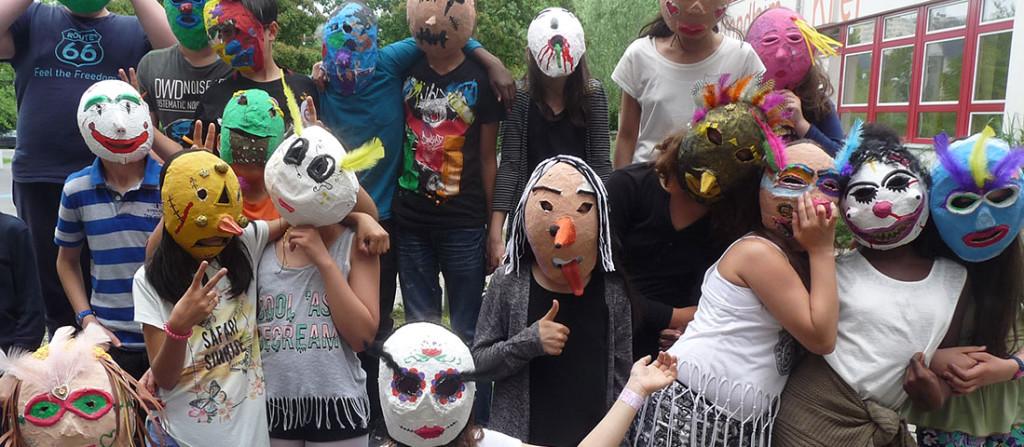 Slider-masken