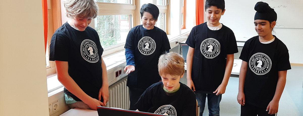 Deutsche Schulschachsonlinemeisterschaften 2020