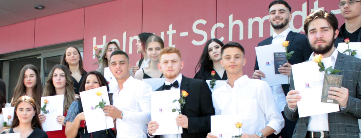 Herzlichen Glückwunsch zum Abitur 2021